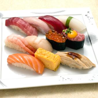 【タダ飯クーポンあり】週の初勤務日は毎回お寿司のまかない!池袋ルミネのお寿司屋さんで洗い場バイト♪