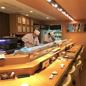 まかないが自慢の人気お寿司屋の洗い場スタッフ♪ボリューム満点まかない&毎週月曜日のお寿司まかない!!