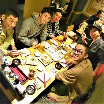 【タダ飯クーポンあり】東京湾の夜景も見える◎人気の江戸前寿司で洗い場スタッフ♪