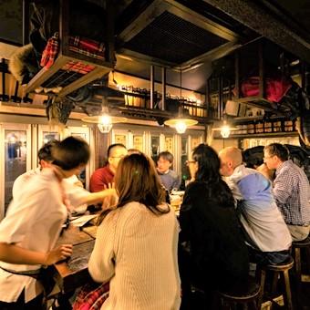 【髪色自由☆】渋谷の大衆居酒屋で元気に接客♪常連さんとのコミュニケーションも楽しもう!