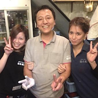 日本の笑顔をあなたの接客と最高級の焼肉で♪日本焼肉党の接客のバイト♪
