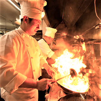 キッチンスタッフ募集!本物の料理人から四川と天津を学ぼう!