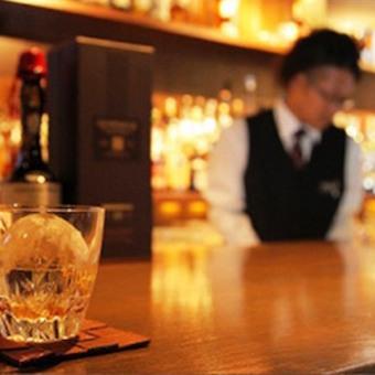 バーテンさんからお酒のことも教えてもらおう!