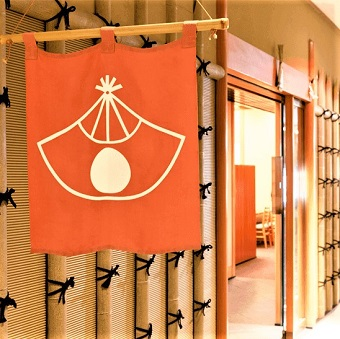 帝国ホテル内にあるお店で、どこからのアクセスも良く、通勤も便利です!
