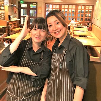 週1日もOK☆まるでイタリア食堂☆赤坂見附の老舗で接客♪髪型・髪色自由☆
