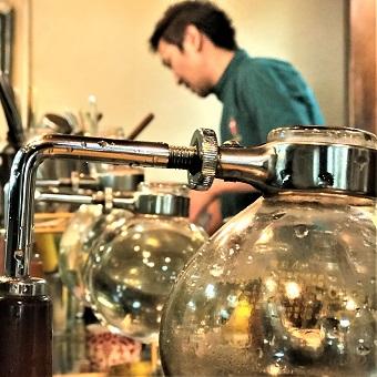 珈琲の薫りに包まれる喫茶店♪美味しい珈琲が飲める!淹れ方も学べます!