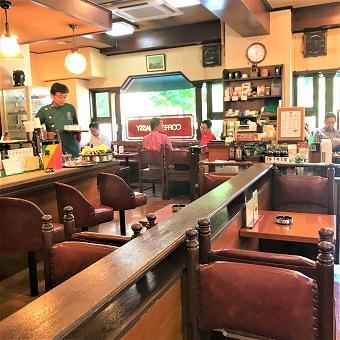 今また注目を集める、昔ながらの雰囲気がほっとする喫茶店♪