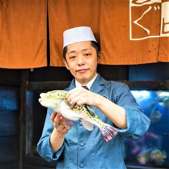 国分寺のふぐ料理専門店で資格GET!週1日・1日3hからOKのキッチンバイト!