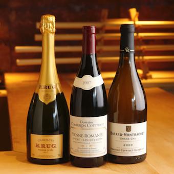 和食に合うワインも扱うので、どんな料理にどんなワインが合うのかと言うお酒の知識も身につきます。