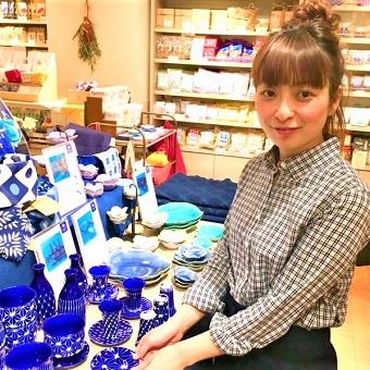 〈ワク♪ワク♪〉を仕事にしよう!日本の文化を新しい形にアレンジ!お洒落好きさんが集まる販売のお仕事!