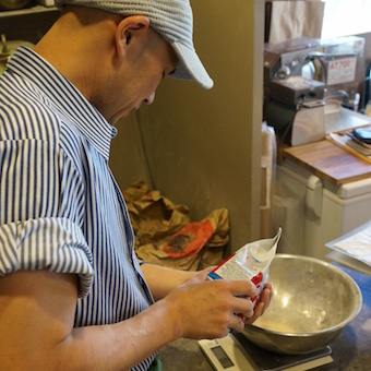 お洒落の先をゆく!自由が丘のベーカリー&カフェで本格イタリアンを素材から学ぶ!