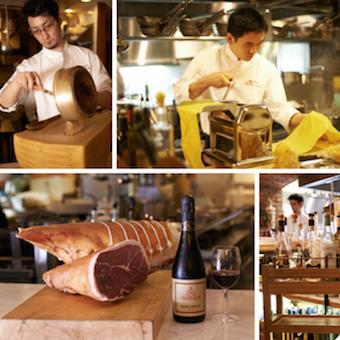 イタリアが認める数少ない「MOI認定店」で本物のイタリアンを学べるキッチン♪