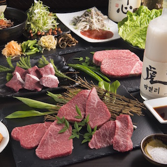 コース料理だって和牛づくし♪お客さんへ「美味しい」を届けましょう◎