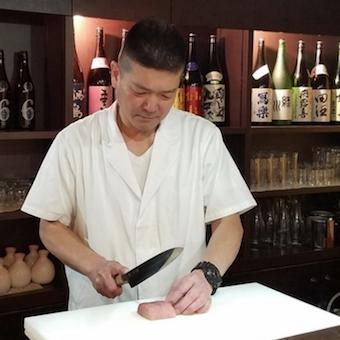 和食一筋の料理長から蕎麦だけではなく和食の基礎もしっかり学べる!