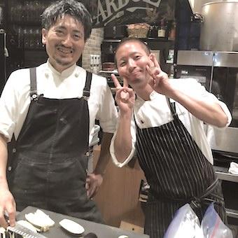 新鮮な食材の目利きを養う「市場ツアー」ができる◎イタリアンを軸とした確かな調理技術をあなたの手に!