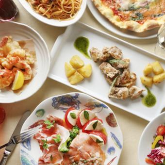 異性にモテちゃう本格イタリアンをつくる♪プライベートで簡単手料理からディナーコースをマスター!