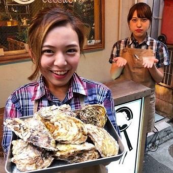 スタッフもお客様も女子が集う北千住のイタリアンバルで、意外な美味しい組み合わせを提供する接客