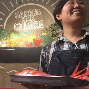基本と応用・寿司とイタリアン・肉と魚!カウンターキッチンで交錯するお料理のスキル。