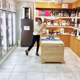 全国の小さな蔵元に直接出向き仕入れる日本酒は300種以上!イベント開催も多く日本酒の全てを知れる!