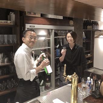 日本酒の銘柄当てたら時給アップ♪酒ディプロマの資格取得も目指せる海鮮和食料理屋でホールスタッフ!