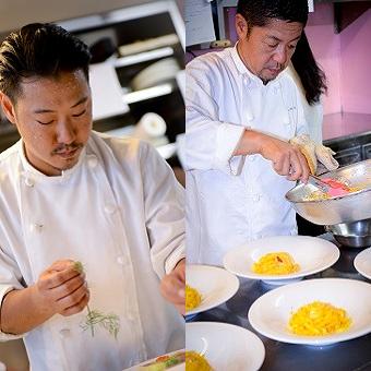 一皿に込めるこだわりと思いを大切に。海に近いイタリアンレストランで一皿にこめる思いを学ぶ