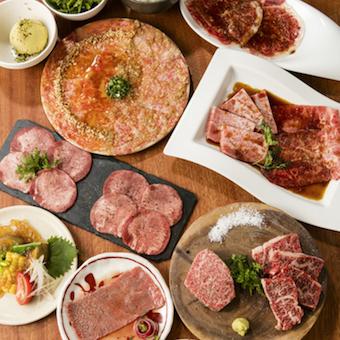 スタイリッシュでゴージャスな焼肉店☆憧れの芸能人に自分の料理を食べてもらえる日は来る!?