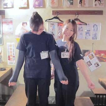 3年〜5年勤務のスタッフ多数で居心地最高♪昭和レトロな古民家居酒屋で接客◆髪型・髪色自由◎