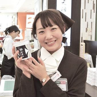 【フリーター歓迎】伝統の和菓子の販売スタッフ♪恵比寿駅直結のアトレ6Fで通勤楽々☆