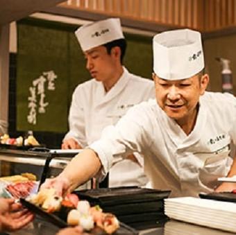 人気寿司店の日本橋高島屋のオープニング☆繁盛店の人気の秘密を探るバイト