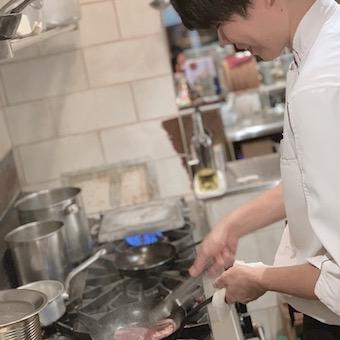 フレンチ出身のシェフからスペイン料理を学ぶ☆世田谷有機野菜にたくさん触れられる調理スタッフ♪