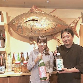 個人店のまぐろ料理がVIPの下を唸らせる。日本人の食文化に根付くまぐろを徹底的に覚える調理スタッフ♪