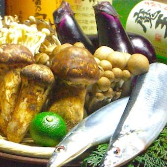 三重・和歌山の生産者から毎日新鮮な食材が届きます♪