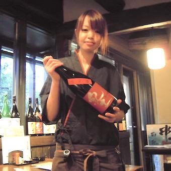 三重和歌山の食材に溢れた老舗居酒屋♪日本酒焼酎100種類で知識がつく!ピアス金髪OK!
