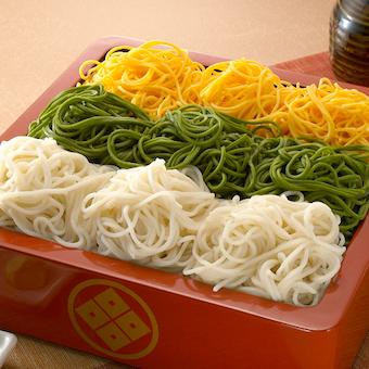 【着物で勤務】◎歴史と伝統を感じる日本が誇る老舗の蕎麦屋◎みんなに愛される名店でホールスタッフ♪