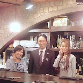 ワインと人生勉強ができる会員制のワインバー◎深夜勤務は高時給2000円☆土日祝はお休み♪