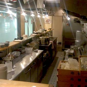 キッチンはアナタのステージ!少しづつ仕事を覚えてステップアップ!