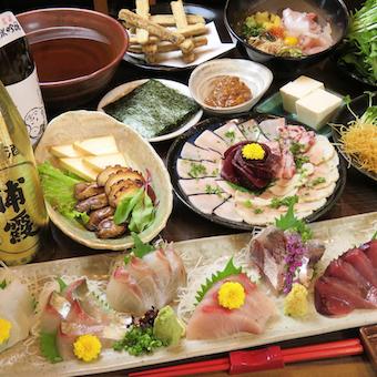スタッフ同士でのカンパイ数も都内随一!?日本酒と鯨料理と三陸料理を学べる創業50年の居酒屋キッチン♪