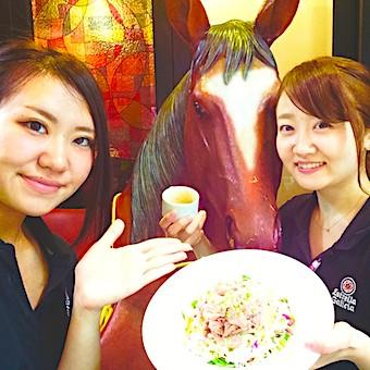 馬肉を使ったスペイン料理を学べます♪