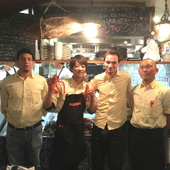 【2/15 渋谷に新規出店☆】お箸で食べる本格イタリアン♪キッチンスタッフ大募集!