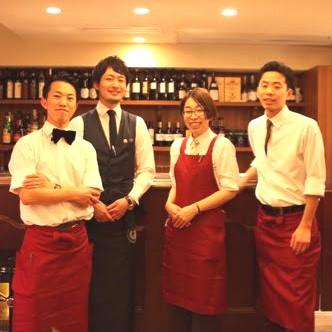 日本で希少な「moi認定」のライセンセンスを持つトラットリアで働こう!