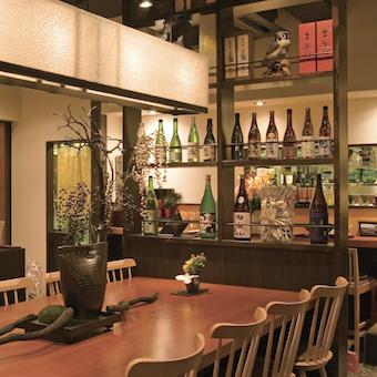 大人が集う神楽坂の繁盛店でホールスタッフ♪唎酒師も在籍で日本酒も学べる!