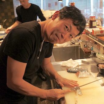 高級魚「のどぐろ」を魚さばきの練習に使うグルメサイトでも高評価の「のどぐろ専門店」キッチン♪