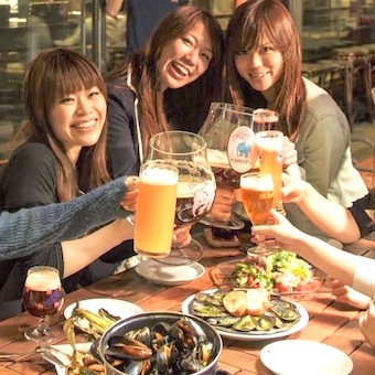 女子会利用なども多数♪アナタの料理で美味しく楽しく過ごしてもらいましょう♪