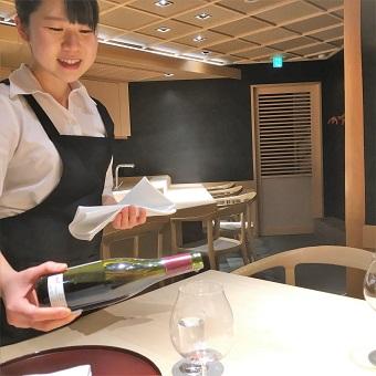 高時給・高級まかない☆会員制・完全予約制の高級懐石料理店でおもてなしを身につける◎