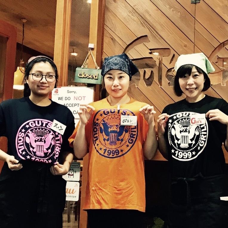 【タダ飯クーポンあり】食べ放題ステーキの人気店でホールスタッフ♪若い世代と外国人が活躍中!