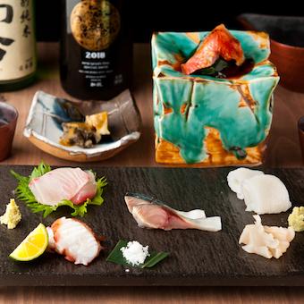 魚好き大歓迎!新感覚の魚食堂でキッチン業務を学ぼう☆アルバイトでも魚がさばけます!身だしなみも自由!