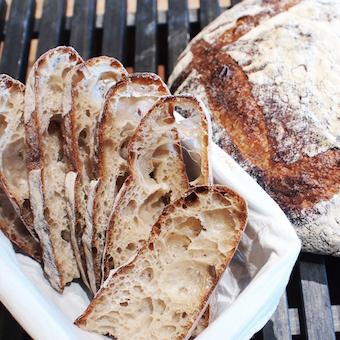 パンの良い香りに包まれて働けます♪