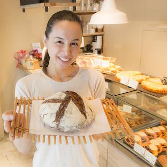 元テニスプレーヤー伊達公子プロデュース☆恵比寿の川沿いの小さなパン屋さんで本格ドイツパンを販売♪