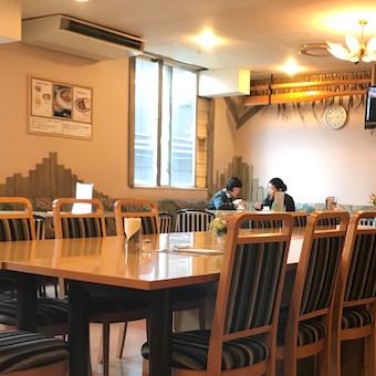 朝7時~17の勤務◎夕方に帰宅できるホテルニューオータニ内の社員食堂で接客。