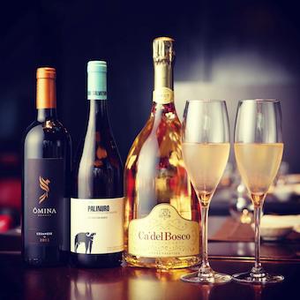 ソムリエも常駐しているのでワインの知識を学びたい方は気軽に色々と聞くことができます!